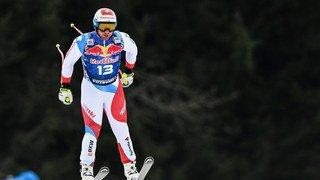 Ski alpin: Feuz, Svindal et Reichelt fâchés contre la piste de Kitzbühel, jugée trop dangereuse
