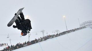 Laax: Podladtchikov remporte la dernière épreuve de Coupe du monde de la saison