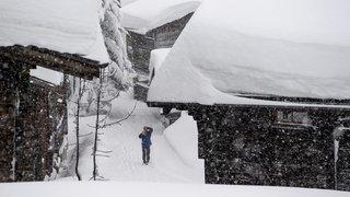 Valais: en quoi cet hiver est-il unique?