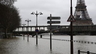 Inondations et crues: la France a les pieds dans l'eau