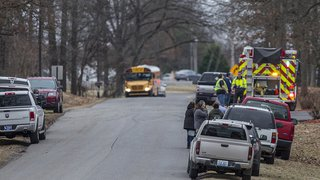 Etats-Unis: une fusillade dans un lycée du Kentucky fait 2 morts et 19 blessés