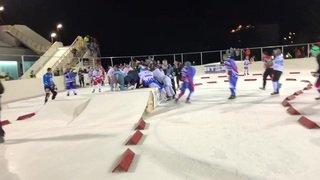 Finale de l'Ice Cross Downhill de Crans-Montana2