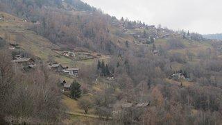 La commune de Grône gêle 40 hectares de ses zones à bâtir