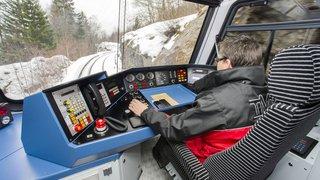 Finhaut: la ligne du Mont-Blanc express rouverte