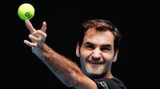 Roger Federer a encore des rêves plein la tête