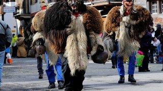 Le carnaval se réveille  le jour de l'Epiphanie