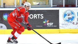HC Sion: le prêt de Colin Loeffel à Ajoie prolongé