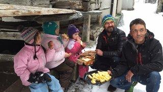 La tradition du Boconett est toujours bien vivante dans le village