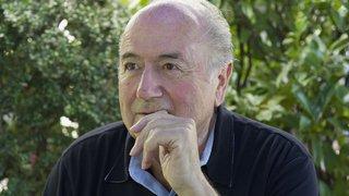 Un versement de Sepp Blatter dans le viseur de la justice autrichienne