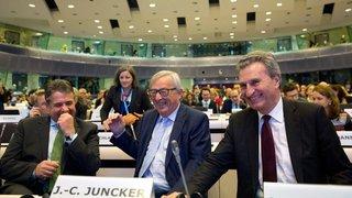 Marchandage financier lancé par Bruxelles