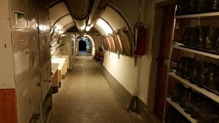 A la découverte d'un fort d'artillerie doté d'un réseau de 600 mètres de galeries