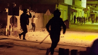 La colère populaire gagne la Tunisie