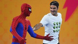 Roger Federer, ce super-héros