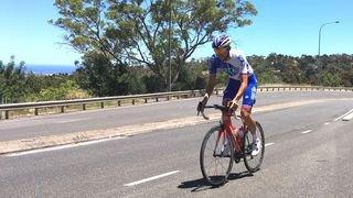 Tour Down Under: Steve Morabito termine 38e de la première étape