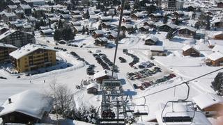 Le bus, un bon plan B pour les skieurs