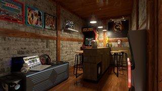 Une nouvelle escape room intitulée  «Big Bang» a été installée dans la station