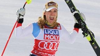 Un an plus tard, Lara Gut revient au sommet
