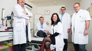 Quel destin pour  les quatre cliniques?