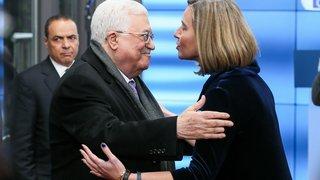 L'Europe rassure  les Palestiniens