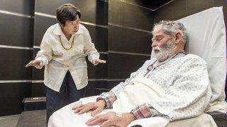 Des seniors valaisans évoquent sur scène la redoutée entrée en EMS
