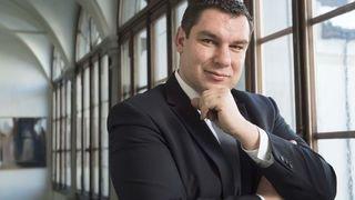 Sierre: Pierre Berthod, le chef d'orchestre