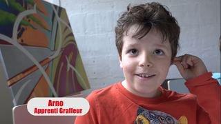 Martigny: au coeur de la première école de graffiti de Suisse, l'Urban Art Academy