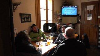 Valais: on a rendu visite aux habitants de Daillon sur les hauts de Conthey après 40 heures de confinement