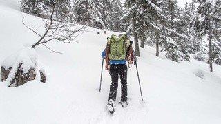 Samuel Clavien, champion suisse d'escalade sur glace