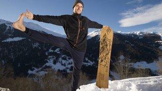 Emilien Badoux: le yoga comme art de vivre