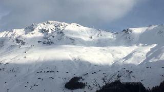 Risque d'avalanche: plusieurs routes fermées