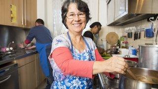 Une Valaisanne d'origine portugaise voit sa vie changer grâce au bénévolat