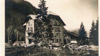 Comment l'ancien Hôtel Suisse de Champex-Lac s'est-il retrouvé sur un billet de banque thaïlandais