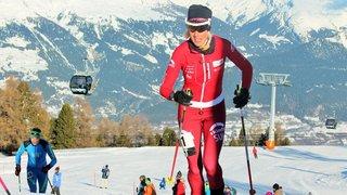 Victoria Kreuzer championne de Suisse de Vertical Race