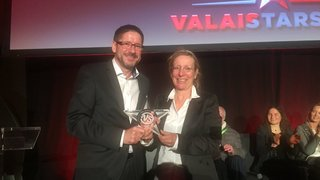 La vigneronne Marie-Thérèse Chappaz élue Valaistar 2017