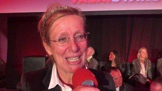 Réaction à chaud de notre Valaistar 2017: Marie-Thérèse Chappaz