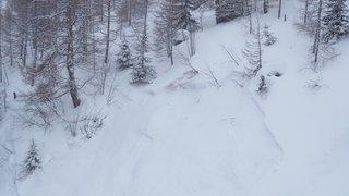 Deux skieurs néerlandais emportés dans une avalanche à Ovronnaz
