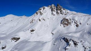 Avalanche de Saint-Luc: les trois blessés sont vaudois