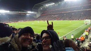 Liverpool - Manchester City: le bonheur des supporteurs valaisans à Anfield