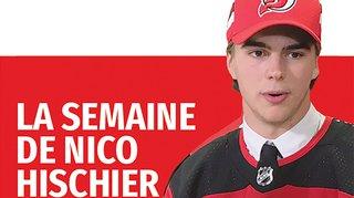 Hockey sur glace: retrouvez la semaine de Nico Hischier