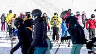 Tourisme valaisan: sans la tempête, des records de fréquentation des domaines skiables seraient tombés