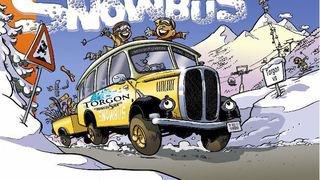 Le Snowbus de Torgon reprend du service