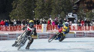 Champex-Lac: l'épreuve d'Ice Speedway annulée
