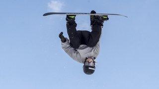 Halfpipe: ces snowboardeurs devenus de véritables gymnastes