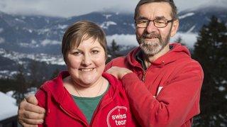 Un père et sa fille, tous deux greffés, participent aux Jeux mondiaux des transplantés à Anzère