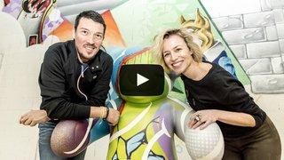 L'Urban Art Academy, première école de graffitis de Suisse, ouvre à Martigny