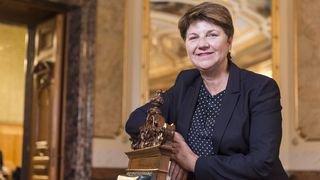 Succession Doris Leuthard: Viola Amherd a déjà déposé son dossier