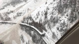 Zermatt, Gondo et la vallée de Saas confinés