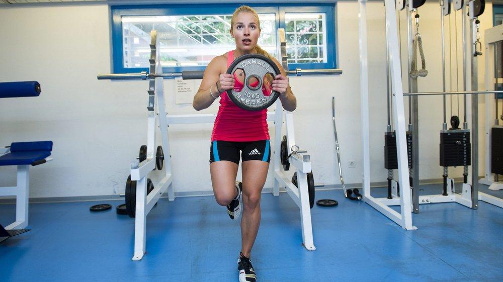 Pour que ses athlètes comme Lara Gut arrivent au top le jour J, Patrick Flaction planifient leur suivi physique des mois, voire des années à l'avance.