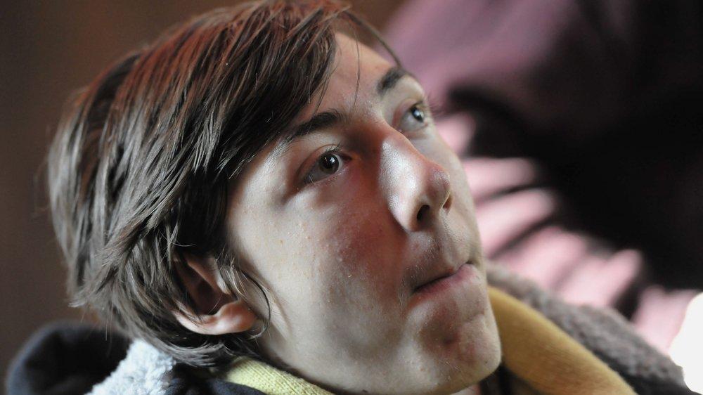 L'affaire Luca (ici à Sion en 2012) avait provoqué des remous dans l'opinion publique en Suisse et en Italie.