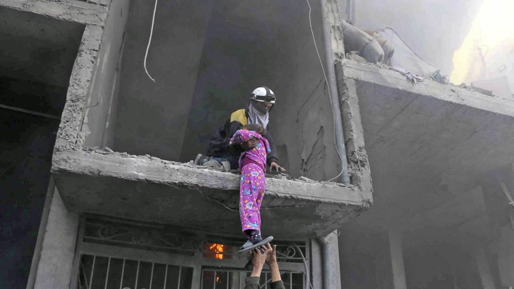 Aucun répit en Ghouta orientale